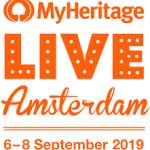 MyHeritage Live - Amsterdam - 6-8 septembre 2019