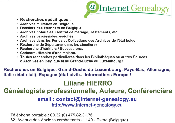 Internet-genealogy