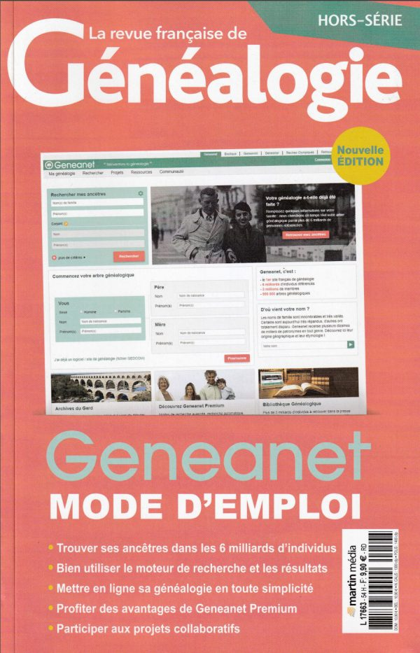 Généanet Mode d'emploi