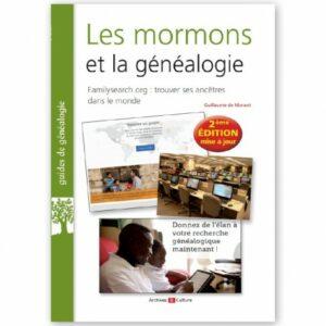 Les mormons et la généalogie