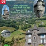 11ème Rencontre généalogique du Cantal - 25 & 26 juillet 2021